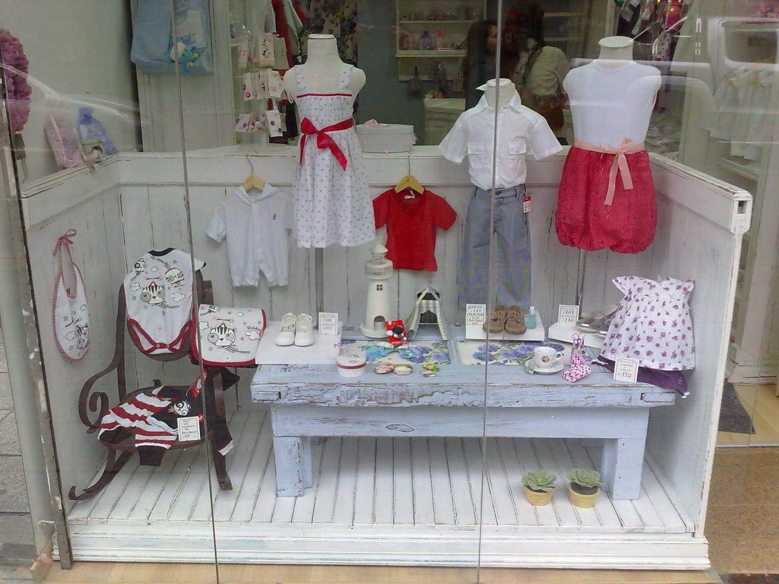 eb3c13ae2 Resultado de imagen para decoracion de almacenes de ropa infantil Tienda De  Niños