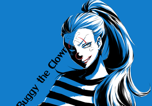 Buggy #one piece