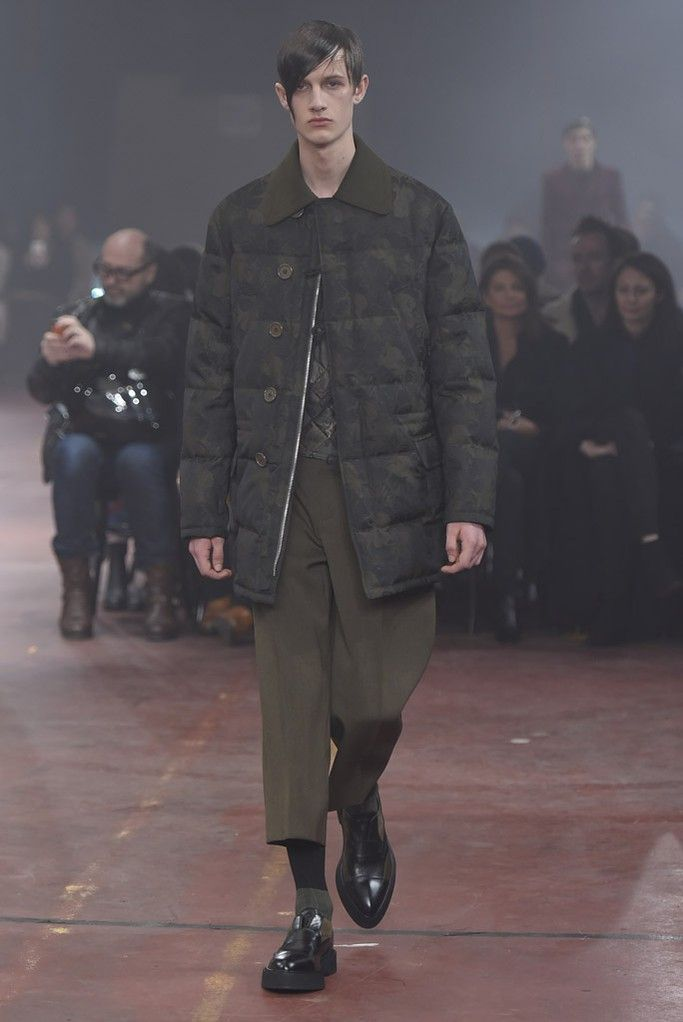 LOOK | 2015-16 FW LONDON MEN'S COLLECTION | ALEXANDER McQUEEN | COLLECTION | WWD JAPAN.COM