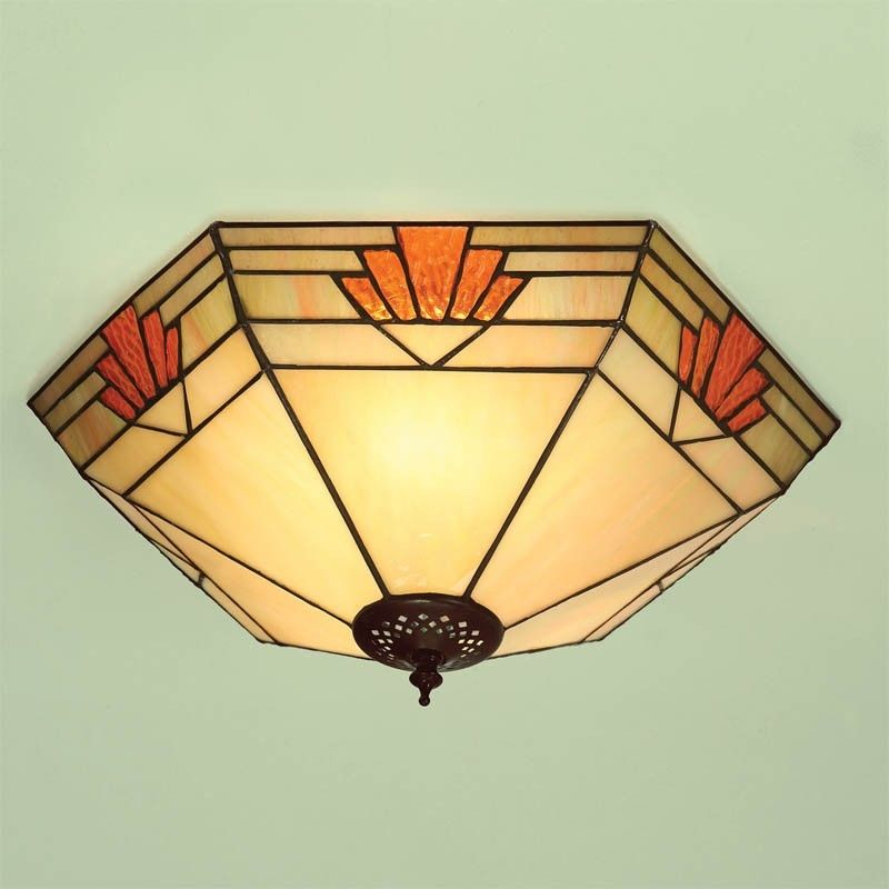 Tiffany Lighting London - Angelos lighting is a lighting store in North London selling a wide range of replica Tiffany lighting including Tiffany table ... & Plafoniera Tiffany / lampada da Soffitto Tiffany Gialla e Arancione ...