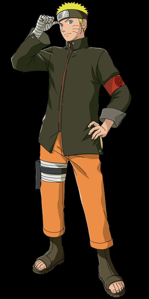 Naruto (The LAST) by MasonENGINE