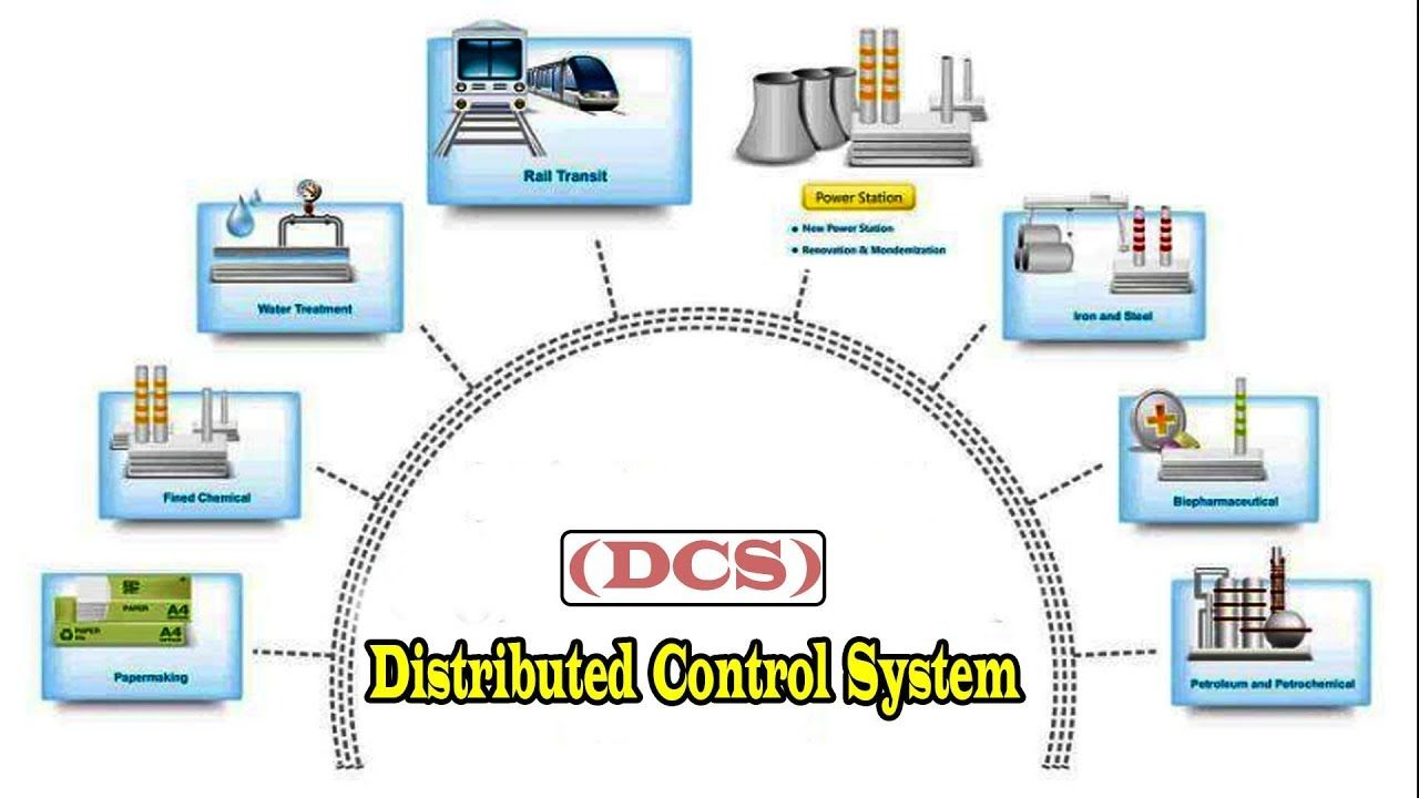 What Is Dcs  Distributed Control System  Dcs