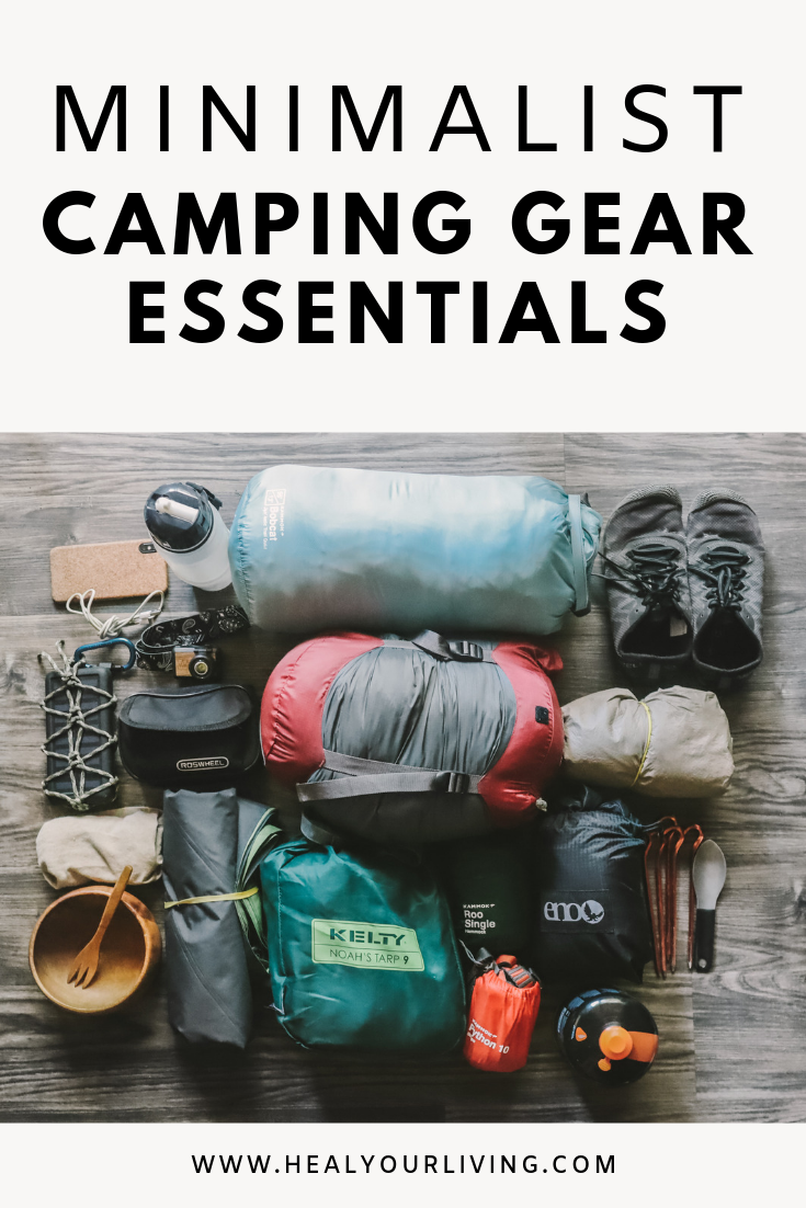 Minimalist Camping Gear Essentials