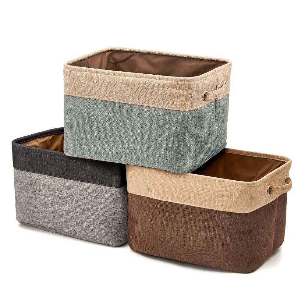 Cajas Plegables Cubos De Almacenamiento Cajas Organizadoras Cestas De Ropa