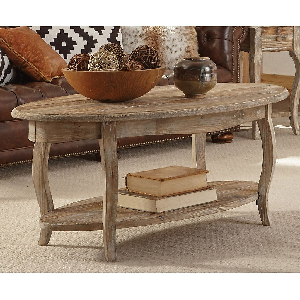 Alaterre Rustic Reclaimed Wood Oval Coffee Table Kohls In 2021 Oval Wood Coffee Table Coffee Table Rustic Coffee Tables [ 1024 x 1024 Pixel ]
