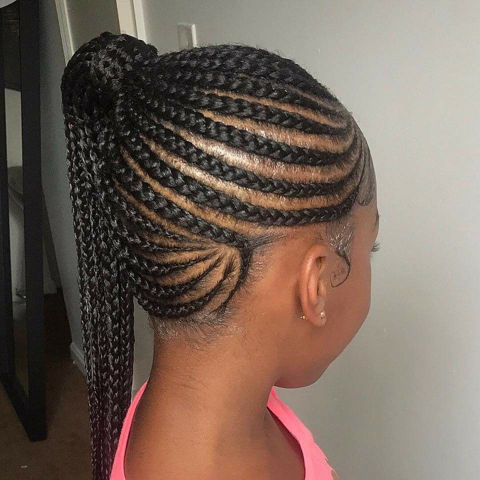 Pin by eunice on kids hairstyles pinterest hair style kid