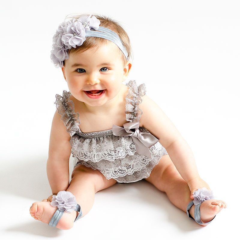 Tocados para bebs diademas para el pelo de bebs Para sesiones de