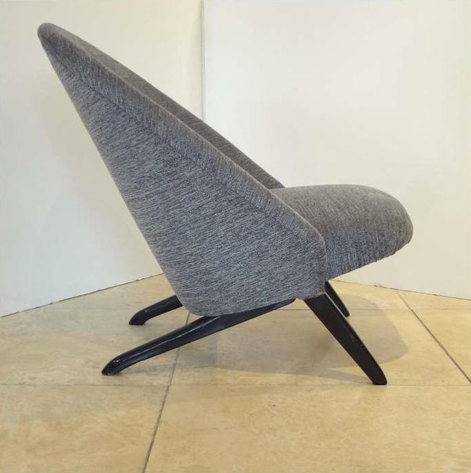 Theo ruth lounge chair for artifort 1958 mcm design for Artifort chaise lounge