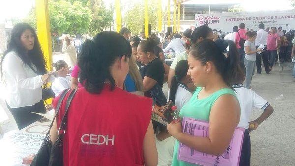 Se suma CEDH a reconstrucción del Tejido Social en Tierra Caliente