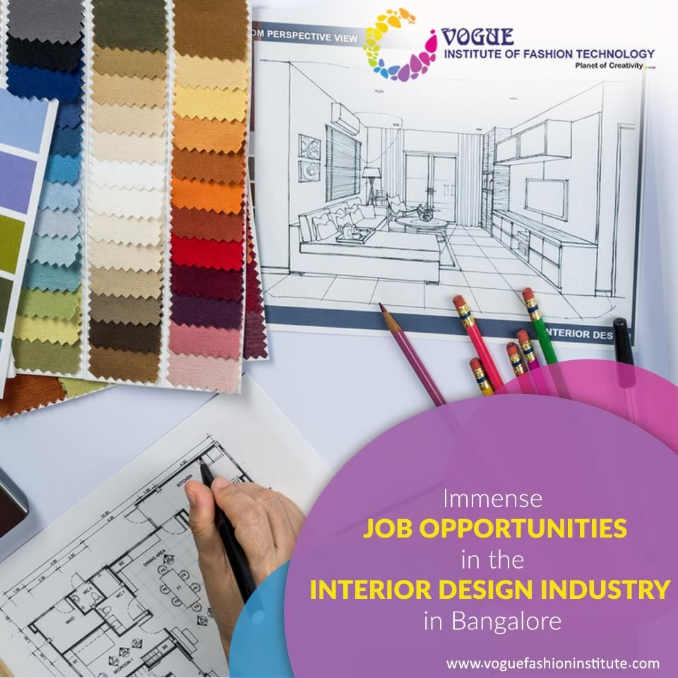 Build Your Career In Interior Designing In Bangalore Start Your Career With A Degree Interior Design Institute Technology Fashion Contemporary Interior Design