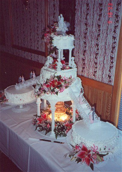 Stairway Wedding Cakes Wedding Cakes From The 1990 S