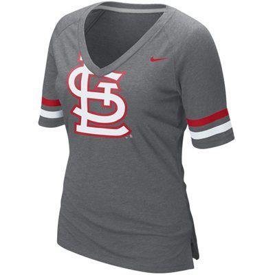 Nike. St. Louis Cardinals Ladies Large Logo 4c4221b1b