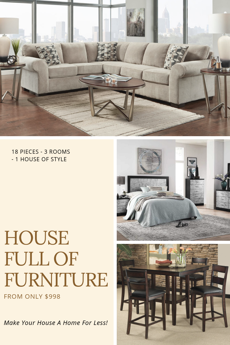 American Freight Furniture Living Room Decor Ideas Bedroom Dining Package As A House Full