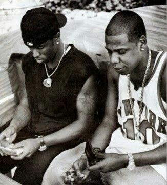 Jay-Z and P. Diddy