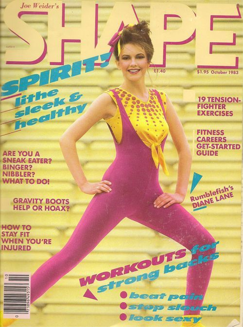 1980s Exercise