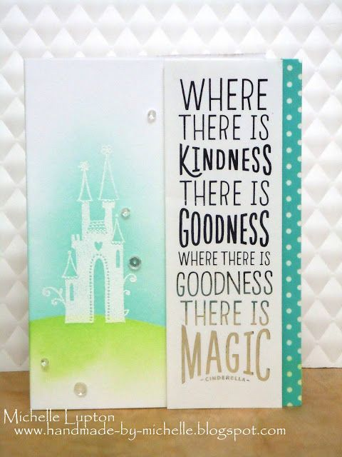 Kindness is goodness is magic!