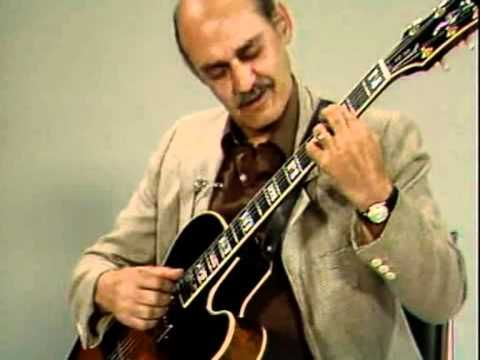 Joe Pass Solo Jazz Guitar Dvd 2006 Guitar Jazz Guitar Jazz Songs