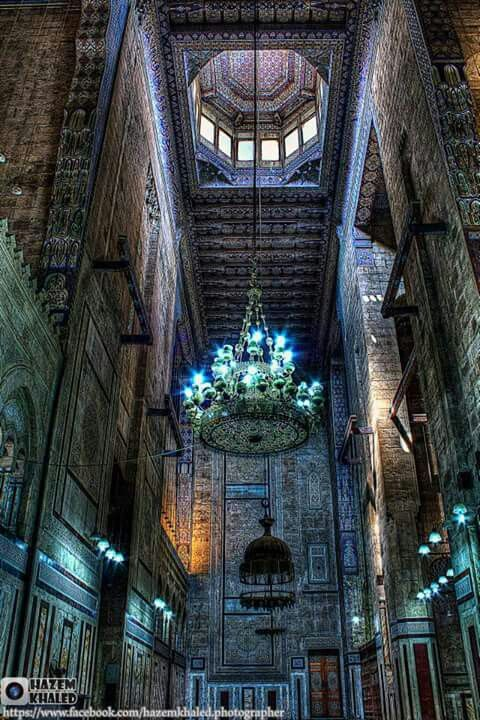 Al Rifaie Mosque Egypt Places In Egypt Cairo Egypt