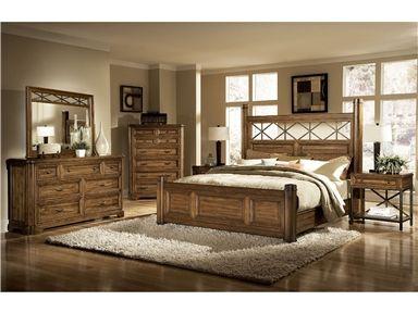 Shop for ART Furniture Copper Ridge Bedroom, 177100, and ...