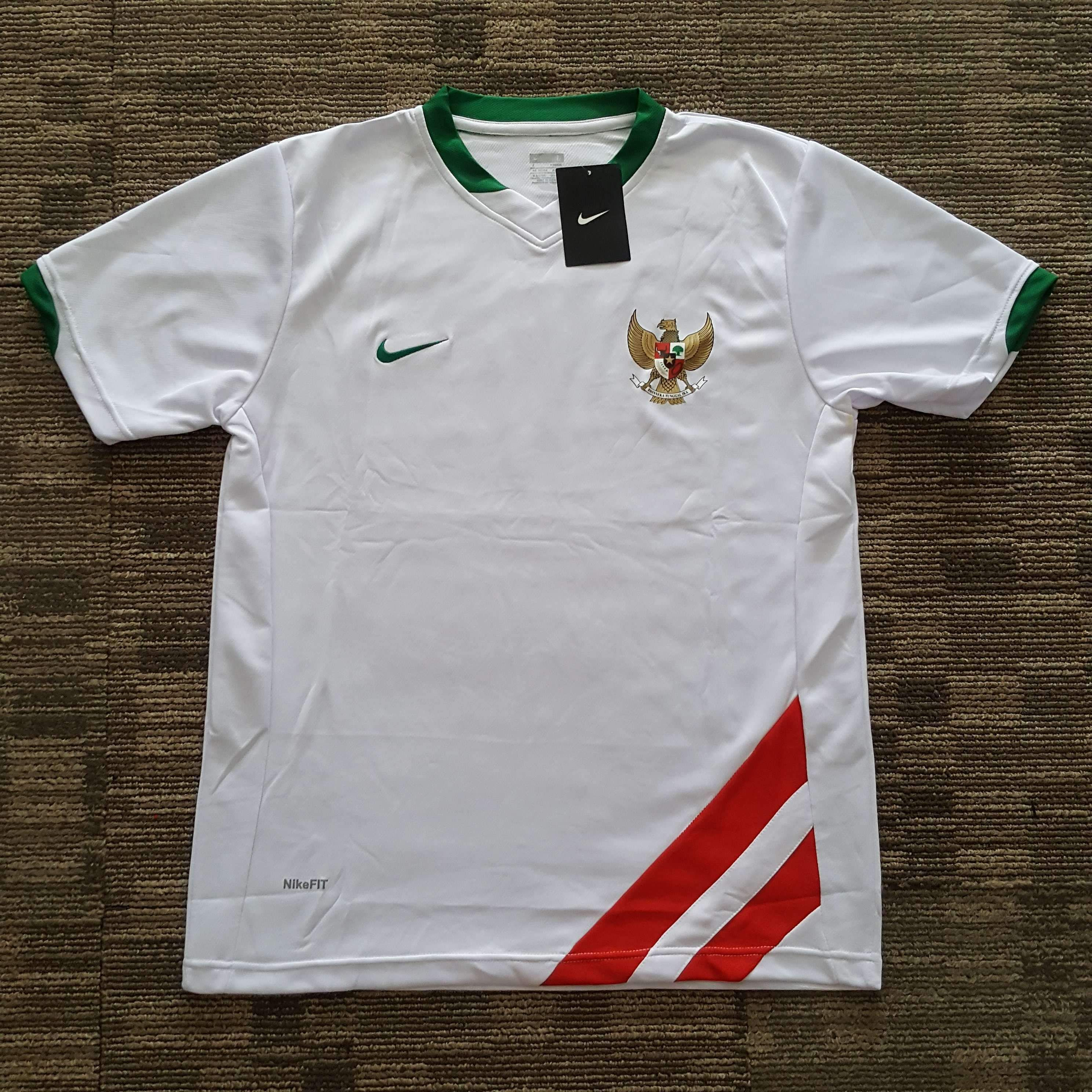 2007 Indonesia Away Shirt in 2020 Vintage football