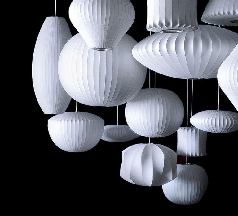 Nelson Bubble Lamps Nelson bubble lamp, Mid