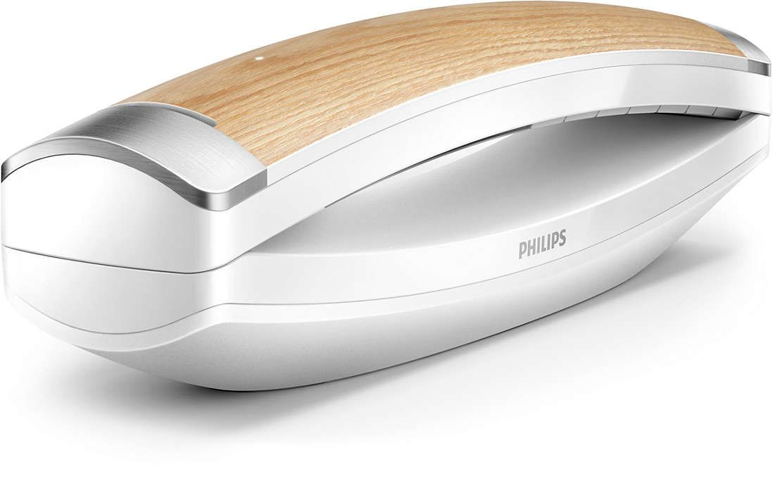 Attirant Design Cordless Phone By Philips   M8881B/05