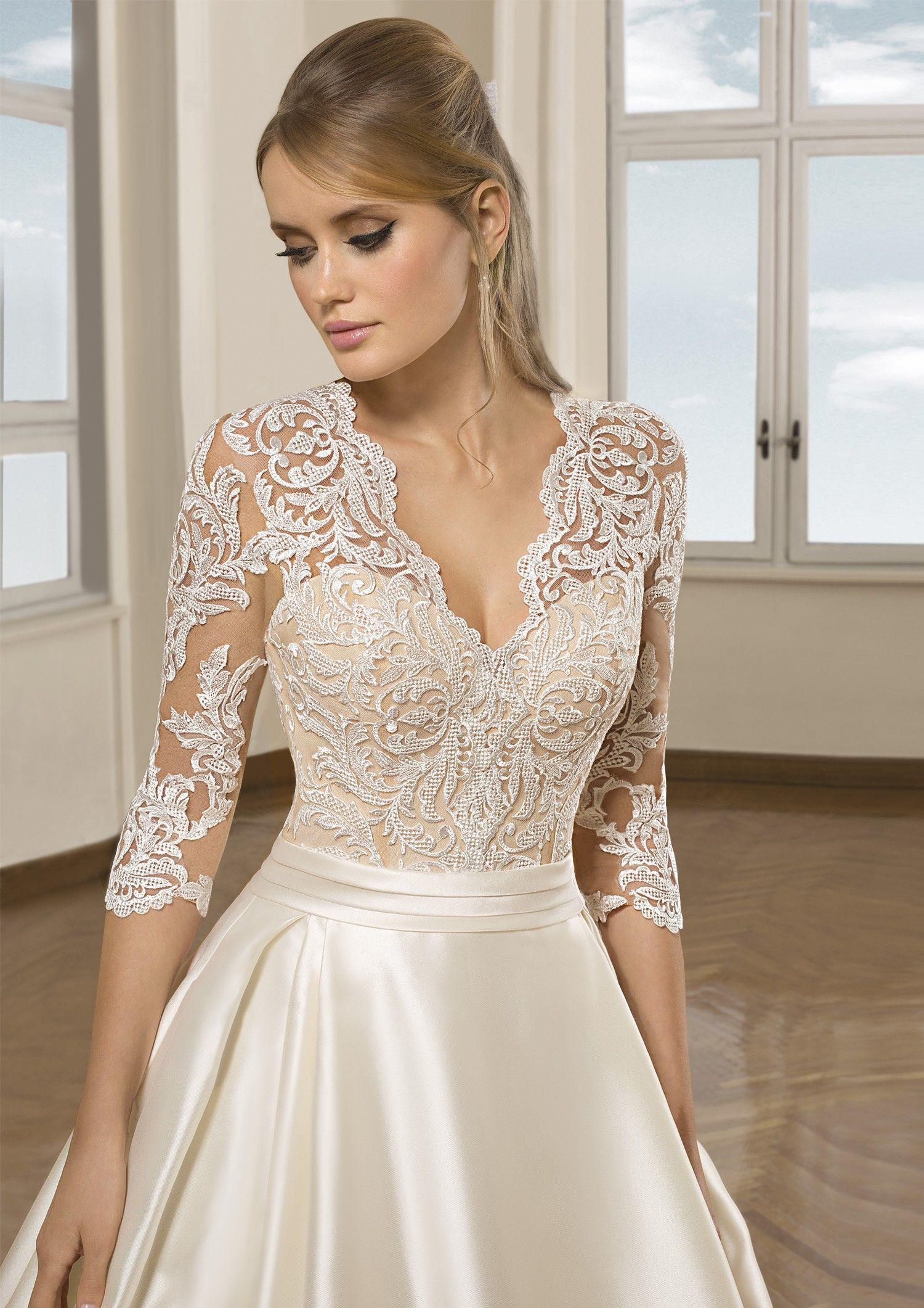 vestido de novia CALMA   vestido   Pinterest   Vestidos de novia, De ...