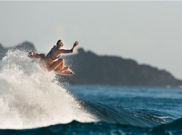 Bethany Hamilton taken by Mike Coots