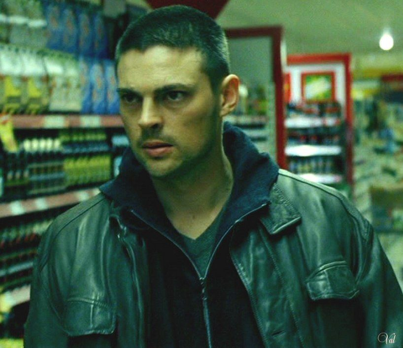 Karl Urban Bourne