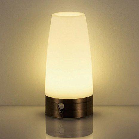 Pir Motion Sensor Led Table Lamp