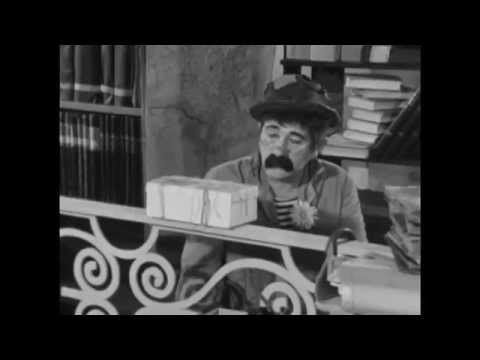 Dorus - De Archivaris (De muizenval) - YouTube