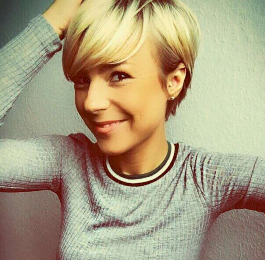 Short Hairstyle 2018 – 76