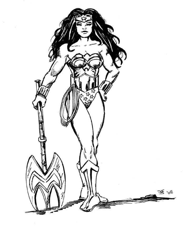 free wonder-woman coloring pages for girls and boys Amazon - new free coloring pages wonder woman
