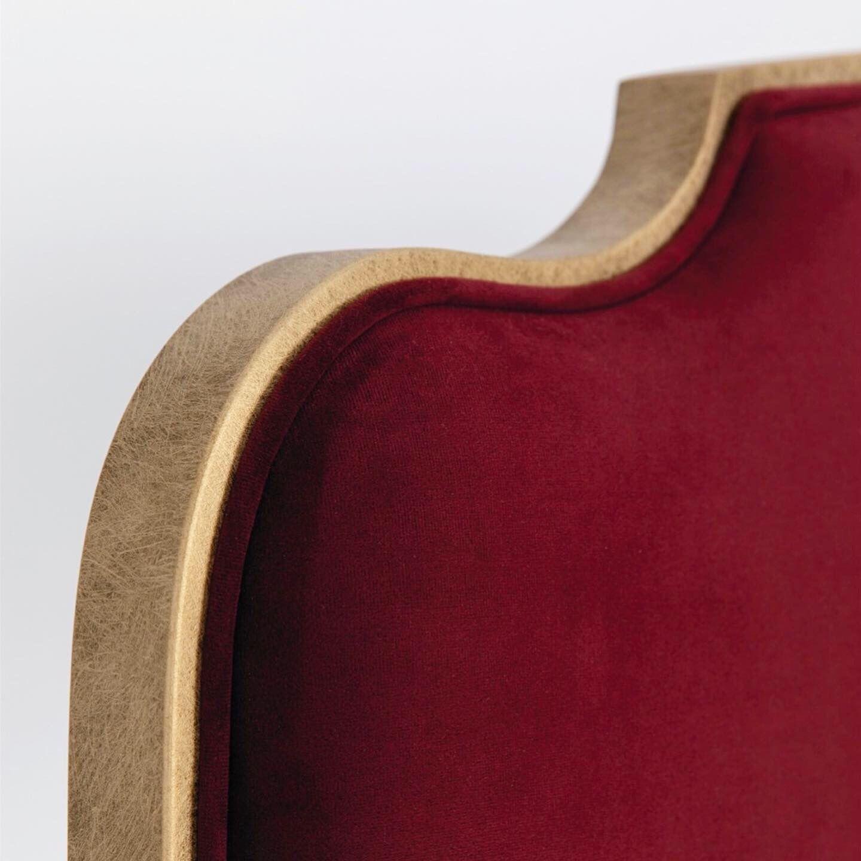 Fabric Chronicle Merlot Finish Golden Bisque