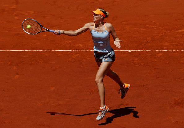 Ana Ivanovic - Ana Ivanovic Photos - Mutua Madrid Open