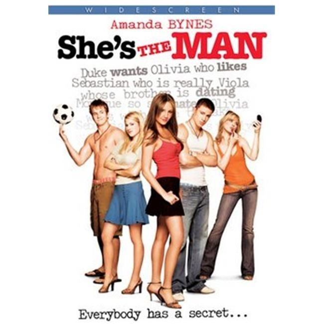 Paramount - Universal Distribution PAR D59160056D Shes The Man DVD