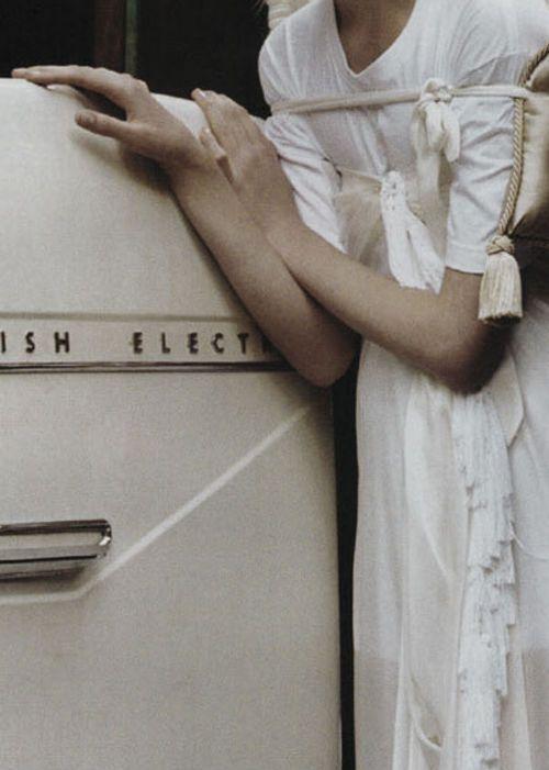 nomecalles:    Gemma Ward by Patrick Demarchelier, Vogue Paris October 2005