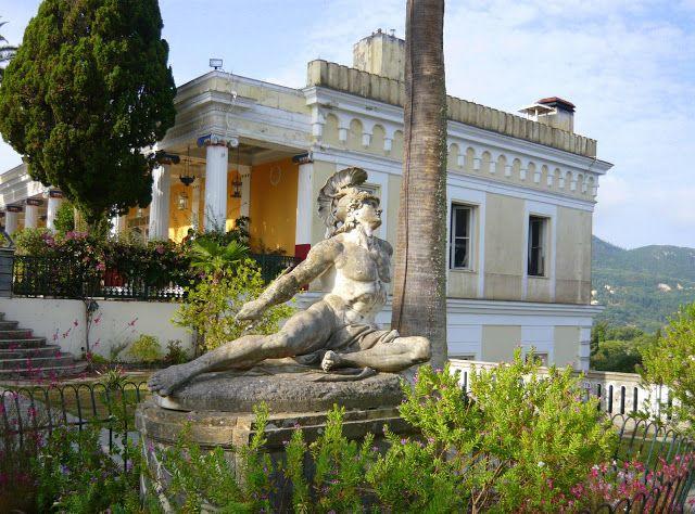 Home Chic Club - Achilleion Palace, Corfu