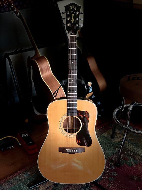 Guild D-40 Bluegrass Jubilee | Reverb #vintageguitars