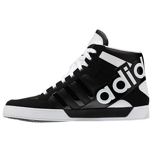 image: adidas Hard Court Hi Big Logo Shoes G67479 | Adidas