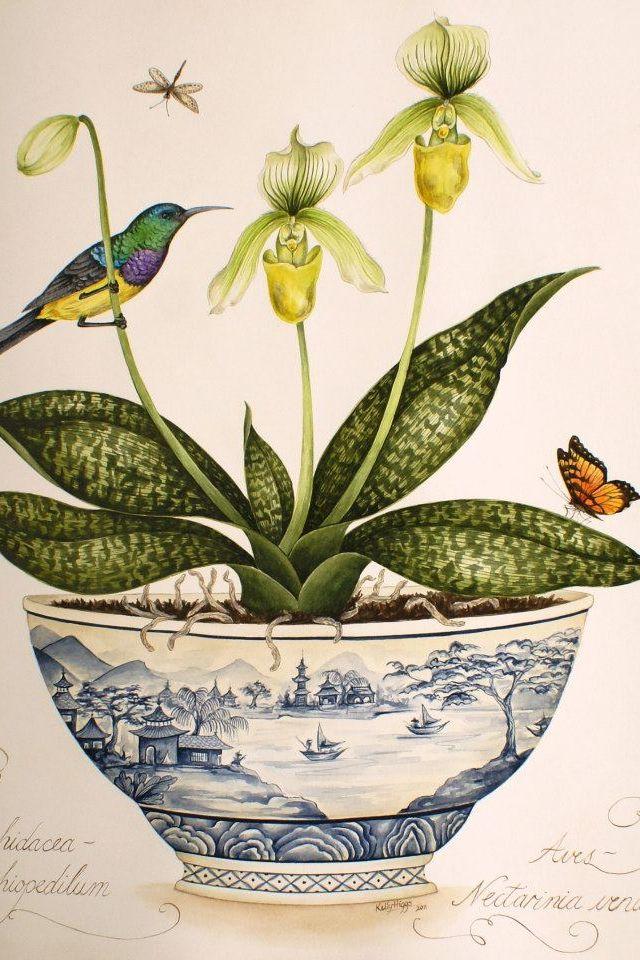 Kelly higgs botanicals i ekler en 2018 pinterest laminas vajilla r stica y pinturas - Vajilla rustica ...