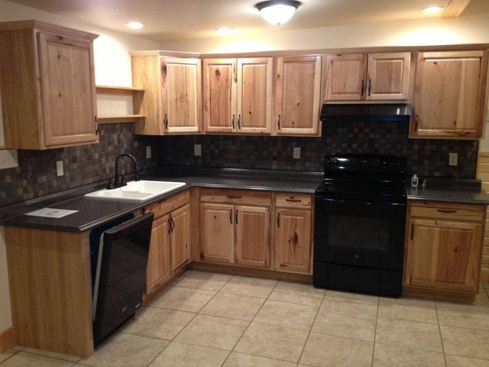 125 Ridge Rd Biglerville Pa 17307 Zillow Hickory Cabinets