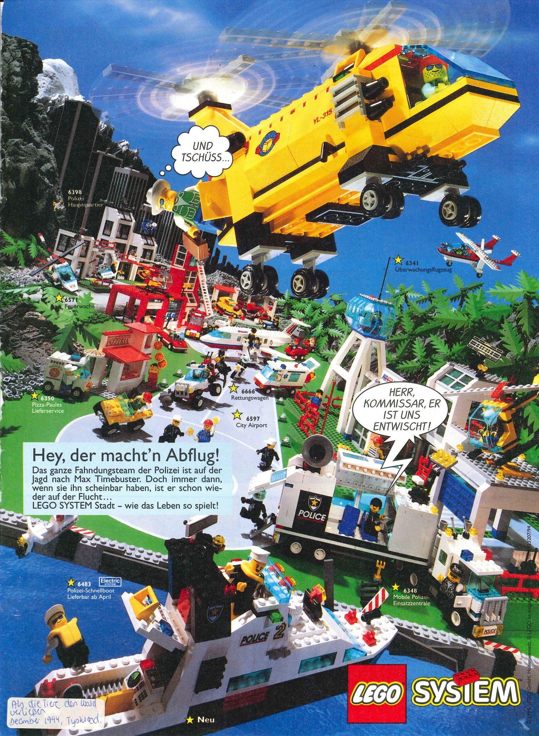 Lego 1994 Legos Rock