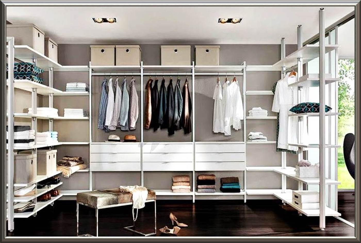 34+ Regalsysteme fuer begehbaren kleiderschrank Sammlung