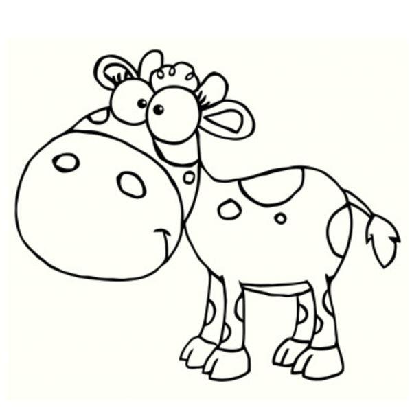 Coloriages des animaux de la ferme coloriages pinterest animaux de la ferme la ferme et ferme - Dessin de ferme ...
