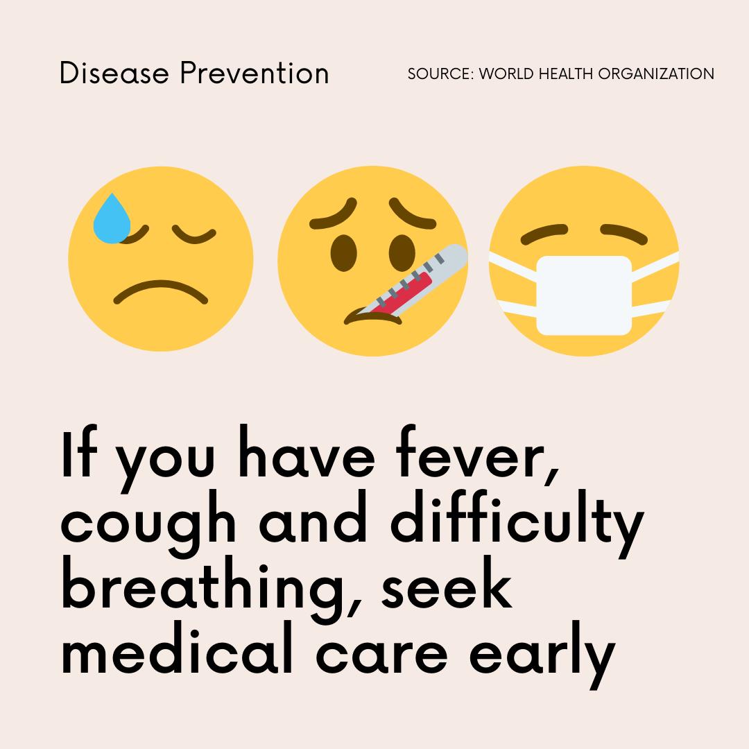 Instagram Post Disease Prevention Medical Care Urgent Care