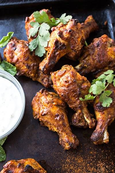 9 Chicken Wing Recipes To Help You Win The Super Bowl Party Crispy Baked Chicken Wings Crispy