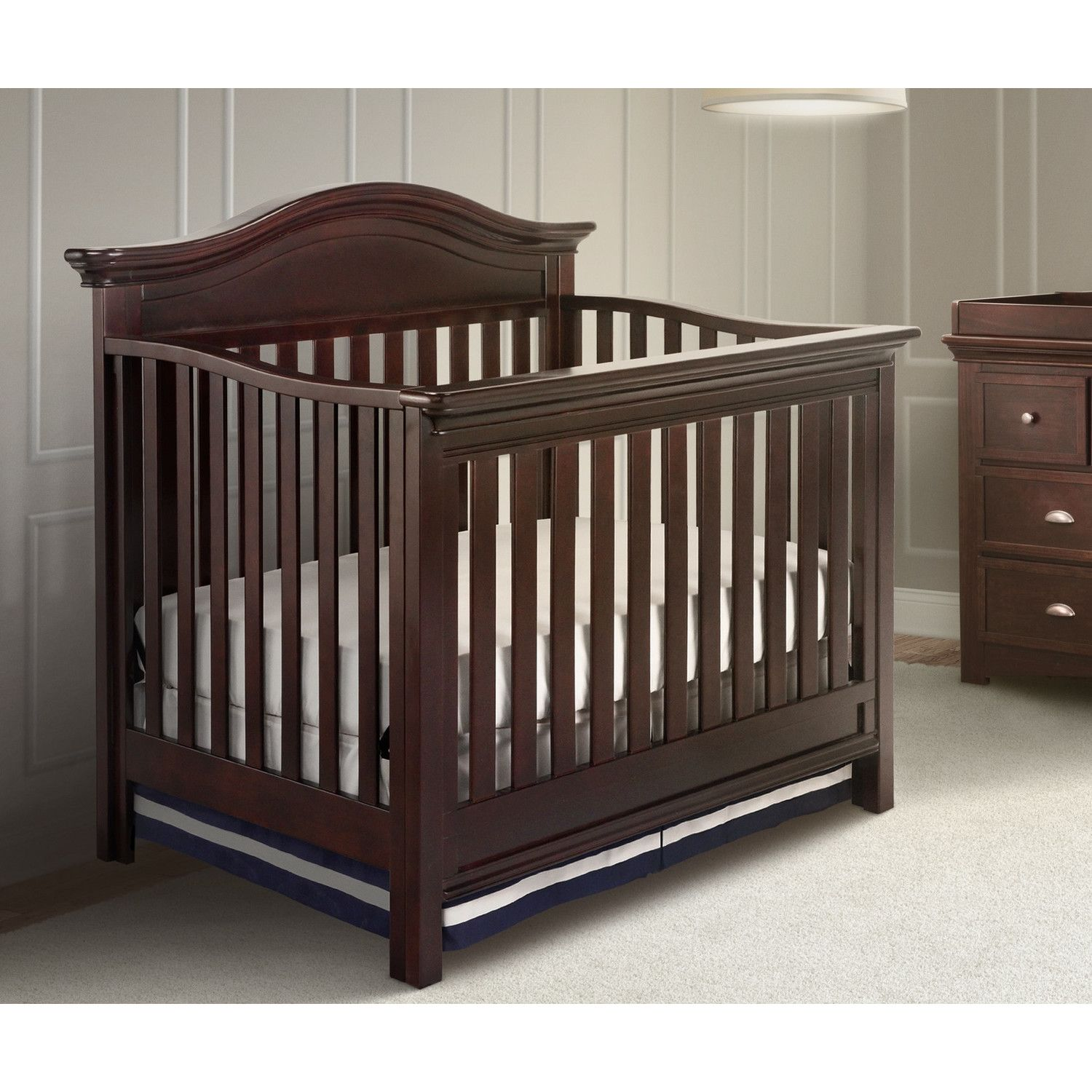 Oakland Crib Espresso 332313406 - In Store Only - Convertible