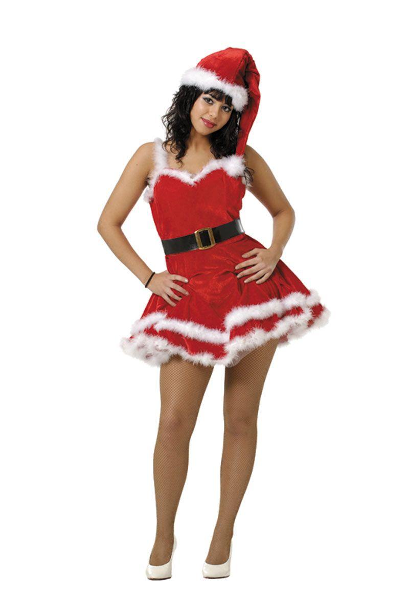 Disfraz mam noel sexy disfraces navidad christmas - Disfraces para navidad ...