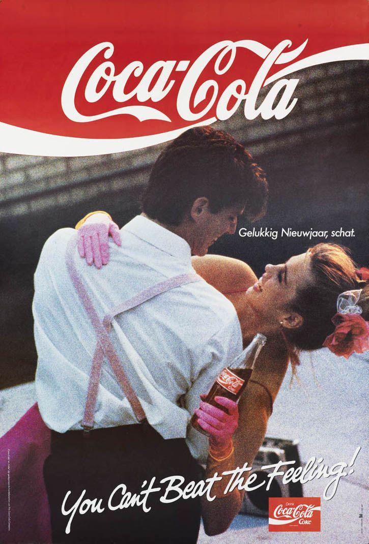 2fb25a1583e7d Coca-Cola  reclame  print  advertising  retro  vintage  80s  frisdrank